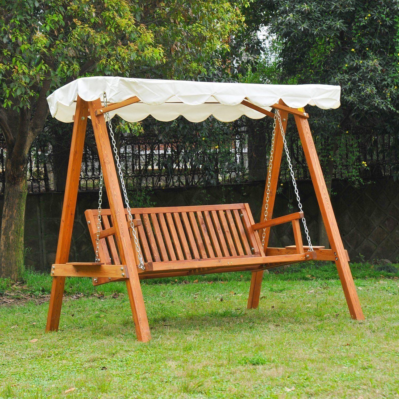 ... Garden Wood Swing Patio. 🔍. Furniture